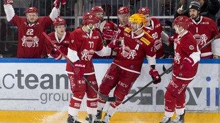 Hockey - National League: Lausane s'impose 4-0 contre Langnau et Genève-Servette s'incline 5-4 face à Berne
