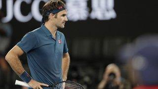 Tennis - Open d'Australie: Roger Federer éliminé en 4 sets par le jeune Grec Stefanos Tsitsipas