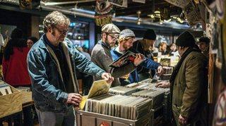 Neuchâtel: qu'est-ce qui fait courir les amateurs de disques vinyles?