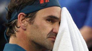 Federer: une nouvelle désillusion en Grand Chelem qui interroge