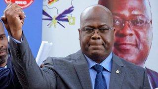 Félix Tshisekedi président