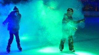 Fun on Ice au Locle: une soirée pour tailler la glace au rythme de la musique