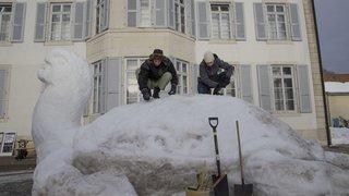 Imagineige ou l'art de braver le froid à La Chaux-de-Fonds