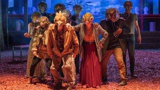 «La conférence des oiseaux», un voyage existentiel à travers notre humanité au théâtre du Passage