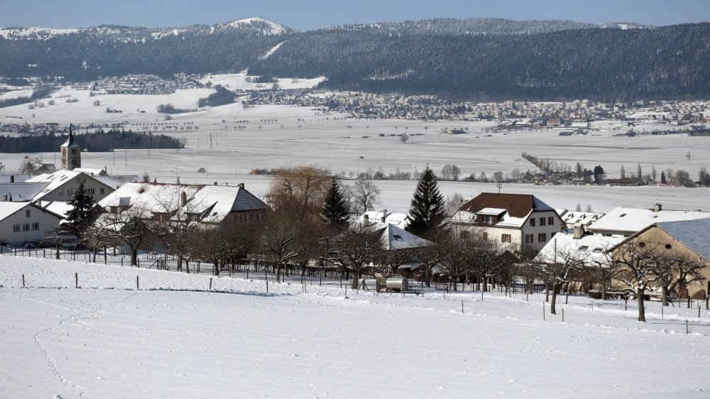 Des propriétaires de Savagnier ont lancé un référendum contre la création d'une zone réservée par crainte de voir leurs terrains passés zone agricole.
