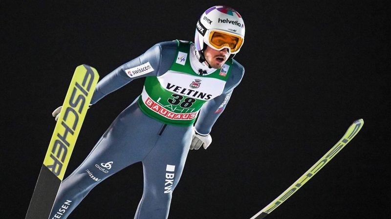Killian Peier, le Suisse en forme.