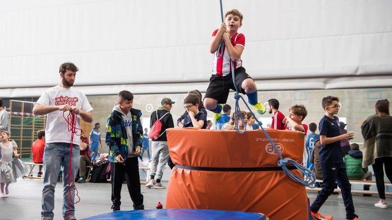 Les élèves participeront à des ateliers et à des activités sportives.