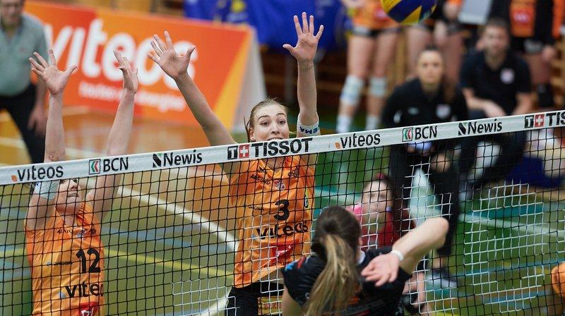 Le NUC bat Lugano et se qualifie pour les demi-finales de la Coupe de Suisse