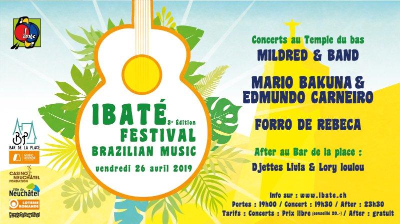 Ibaté Festival 2019 (Brazilian music)