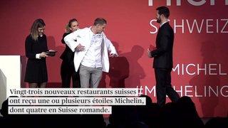 La gastronomie suisse gagne de nouvelles étoiles Michelin