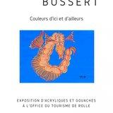 Exposition de peintures - Barbara Bossert