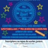 Repas de soutien juniors FC Prangins Sport
