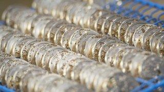 Les exportations horlogères suisses poursuivent leur croissance