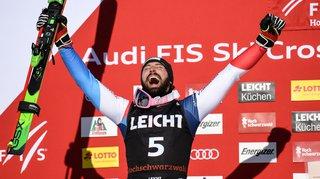 Skicross: premier succès en Coupe du monde pour le Suisse Ryan Regez