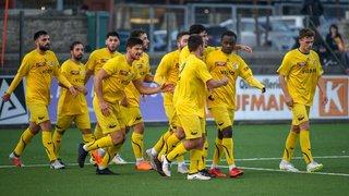 Match nul du FC La Chaux-de-Fonds à Wohlen