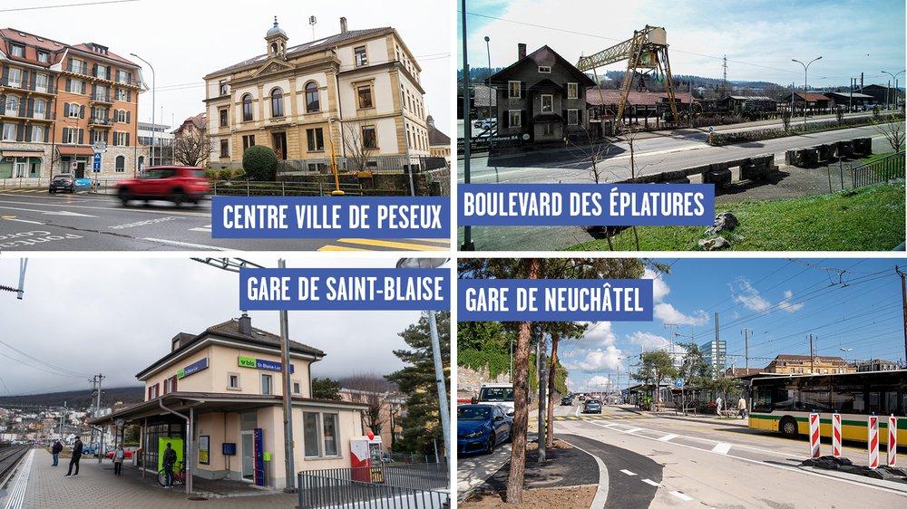 27 millions de francs pour une mobilité cohérente dans le canton de Neuchâtel