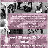 Conférence publique sur la violence à l'école