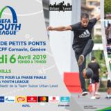 Avalanche de petits ponts - UEFA Youth League