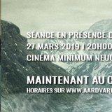 """Première du film """"1818, La débâcle du Giétro"""""""