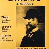 Concert Erik Satie