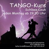 Milonga im Schloss Leuk - Tangonacht