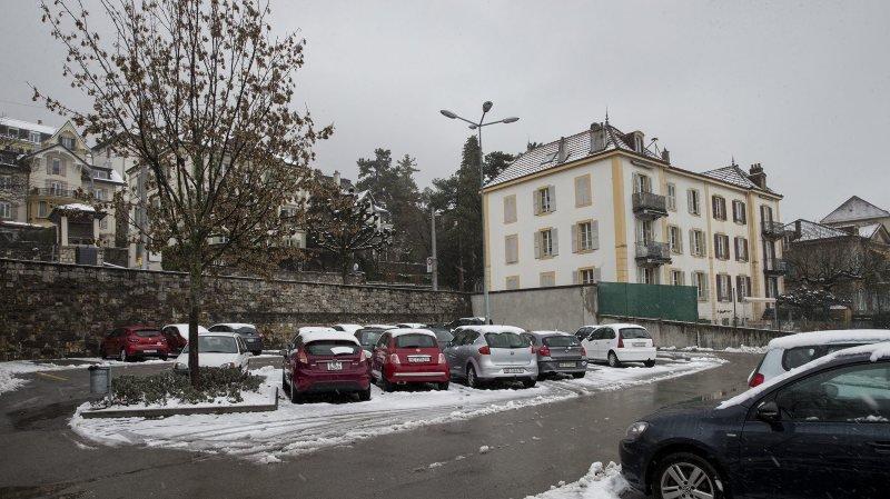 Neuchâtel: le parking de la Chaumière sera remplacé par un EMS