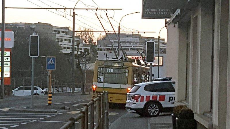 Neuchâtel: un chauffeur de TransN agressé par un passager alcoolisé