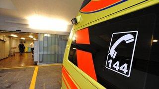 Le 144 refuse qu'une ambulance conduise un Chaux-de-Fonnier à l'hôpital de Saint-Imier