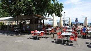 C'est la fin des «King» au port de Neuchâtel