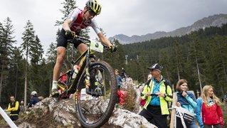 Alexandre Balmer repousse son retour à la compétition