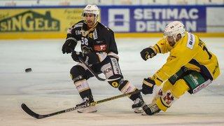 Le HCC contre Langenthal et Ajoie en ouverture de championnat