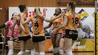 Volleyball: le NUC termine le tour qualificatif par une victoire contre Lugano