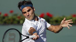 Roger Federer a digéré son revers face à Thiem