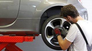 Est-il temps de changer les pneus d'hiver?