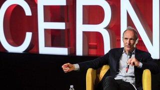 Le CERN fête les 30 ans du Web en présence de son inventeur Tim Berners-Lee
