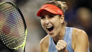 Tennis: Belinda Bencic se qualifie pour la demi-finale à Indian Wells
