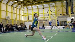 Sabrina Jaquet se hisse en huitièmes de finale à Minsk