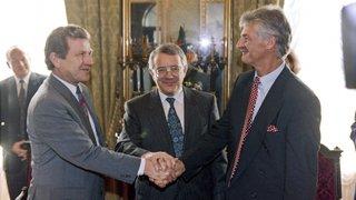 1994: accord historique sur la question jurassienne