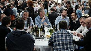 Repas de gala du HC La Chaux-de-Fonds