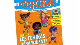 «Tchika», le premier magazine féministe pour les filles de 7 à 12 ans