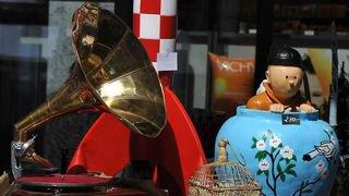 Eclairage: «Tintin, miroir d'un homme, miroir d'un siècle»