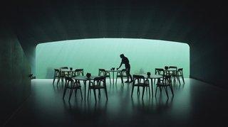 Le premier restaurant sous-marin d'Europe va s'ouvrir en Norvège