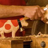 Sculpter une vache