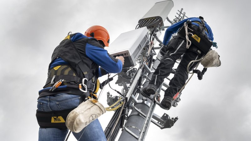 Une vingtaine de demandes pour des antennes 5G actuellement en suspens dans le canton de Neuchâtel