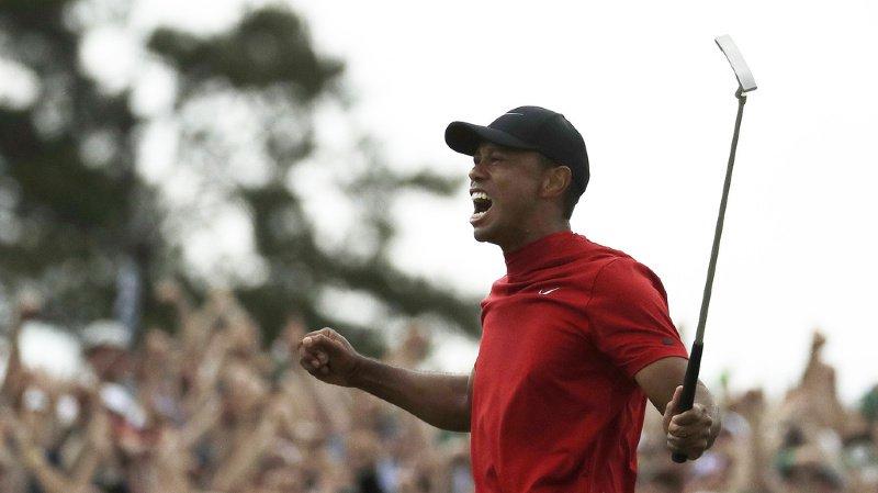 Tiger Woods avait déjà triomphé en 1997, 2001, 2002 et 2005.