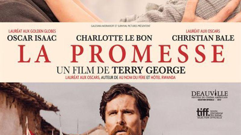 """Projection du film """"The Promise"""""""