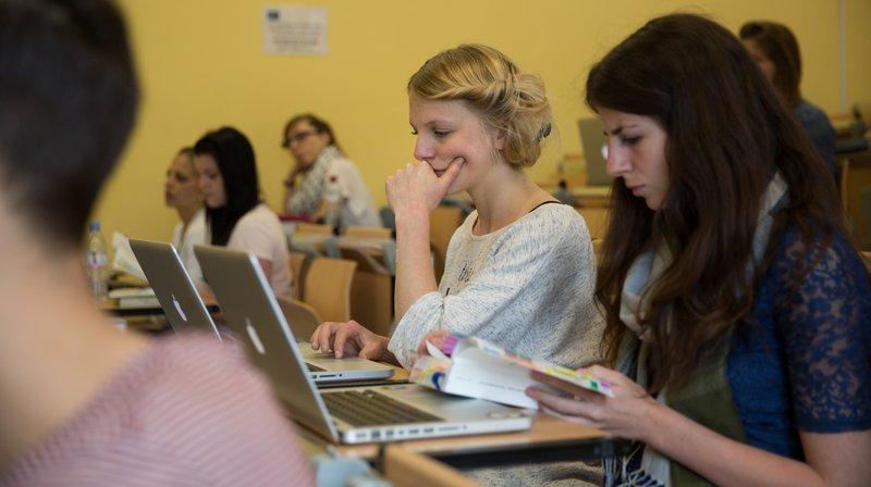 Université de Neuchâtel: «Nos concurrents ont reçu davantage d'argent»