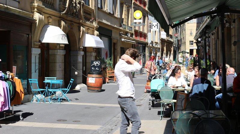 Neuchâtel: la zone piétonne fête ses 40 ans avec un grand pique-nique d'anniversaire