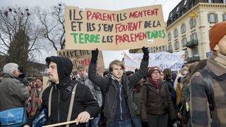 Des grèves pour le climat à Neuchâtel et Fleurier