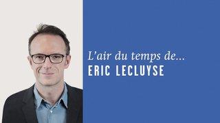 """""""Vive le beer pong (et la fondue)!"""", l'Air du temps d'Eric Lecluyse"""